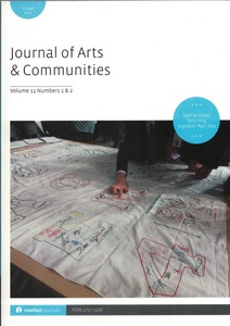 Journal of Arts and Communities: Stitching Together special edition Part Two